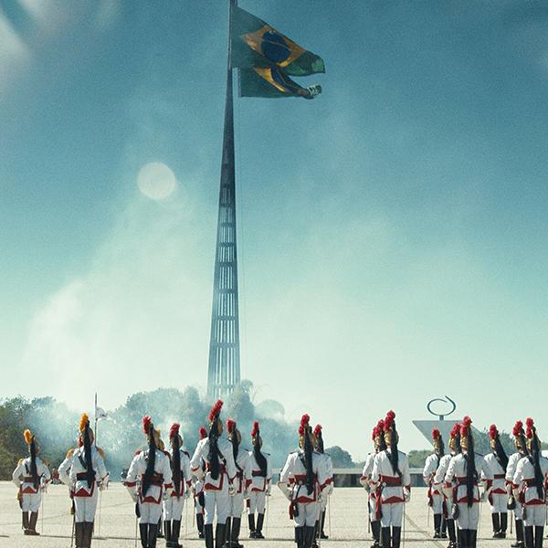 """Brasilia. Projekt utopia"", reż. Bart Simpson"