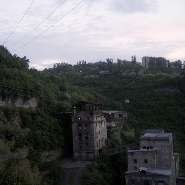 """""""Miasto słońca"""", reż. Rati Oneli"""